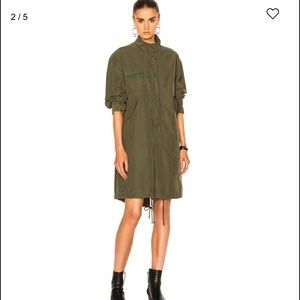 Nili Lotan west military jacket sold out M/L